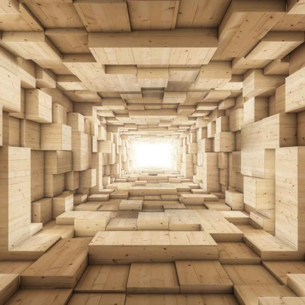 3247P8___wooden_boxes_tunnel_3D_abstract_drveni_zid_drvo
