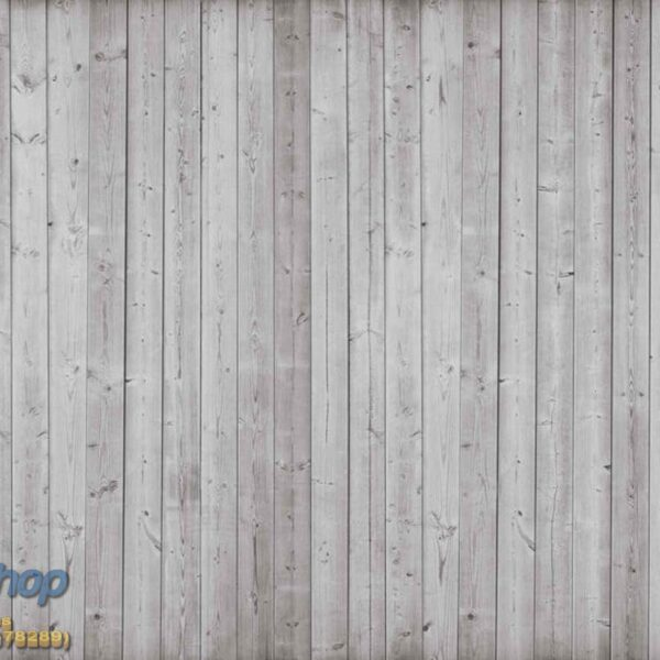 1096P8 wooden wall grey