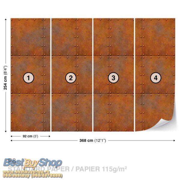 2004p8-2 rdja kvadrat fototapeta foto tapeta 3d tapete fototapet