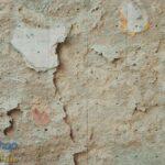 2694P8 concrete wall rustic