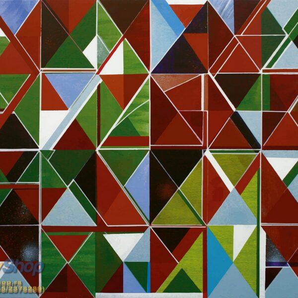 5169-4P-1-P8 triangle art
