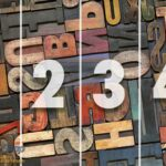 5187-4P-1p8-3 Vintage Letters slova fototapeta foto tapeta 3d tapete fototapet