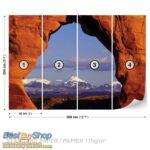 8-002P8-1 planina priroda kamen fototapeta foto tapeta 3d tapete fototapet