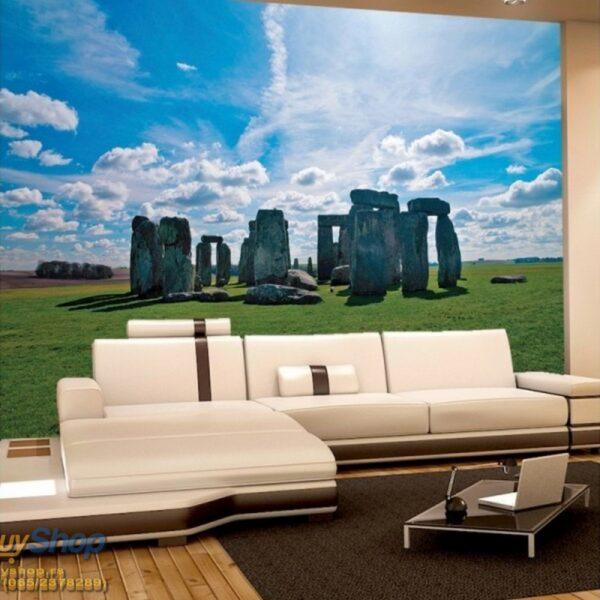 8-119p8-2 stonehenge kamen spomenik engleska priroda fototapeta foto tapeta 3d tapete fototapet