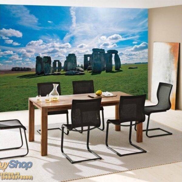 8-119p8-3 stonehenge kamen spomenik engleska priroda fototapeta foto tapeta 3d tapete fototapet