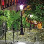 1916P8___paris_city_stairs_by_night_pariz_ulica_grad_nocu