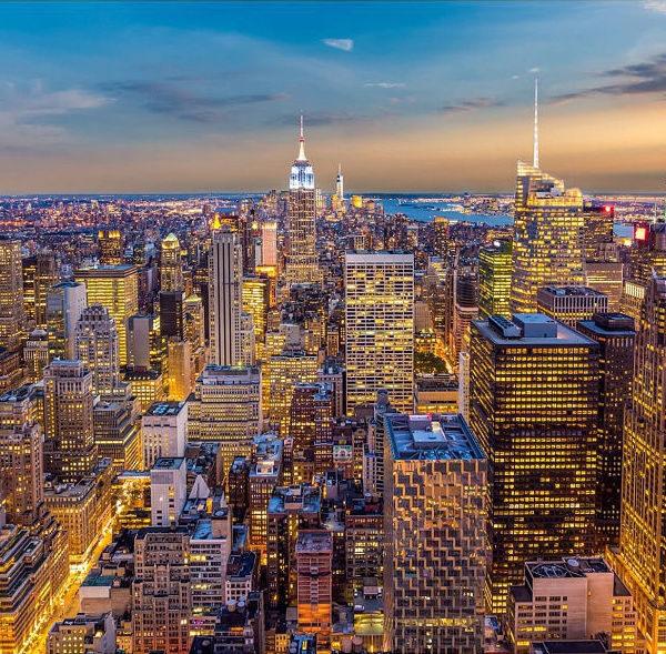 wm011p4 new york midtown skyline